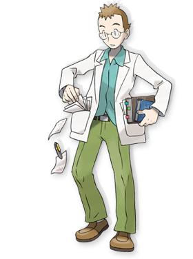 Professor Lind
