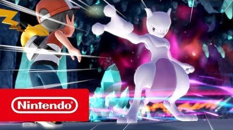 Das Abenteuer ruft in Pokémon Let's Go, Pikachu! und Pokémon Let's Go, Evoli! (Nintendo Switch)