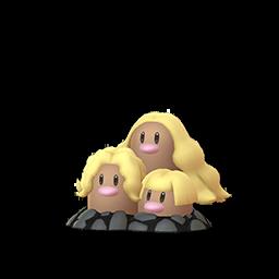 Alola-Digdri (Pokémon GO)