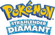 Pokémon Strahlender Diamant Logo