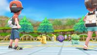 Pokémon Let's Go - Screenshot 09