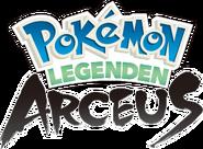 Pokémon-Legenden Arceus Logo