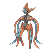 Deoxys Angriff