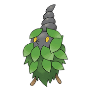 Burmy Pflanze