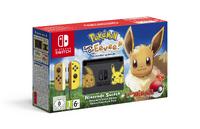 Pokémon Let's Go - Switch Bundle Evoli