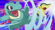 Aqua Tail (Khoury's Totodile)
