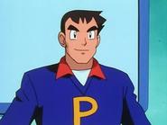 Pokémon League entrance exam instructor