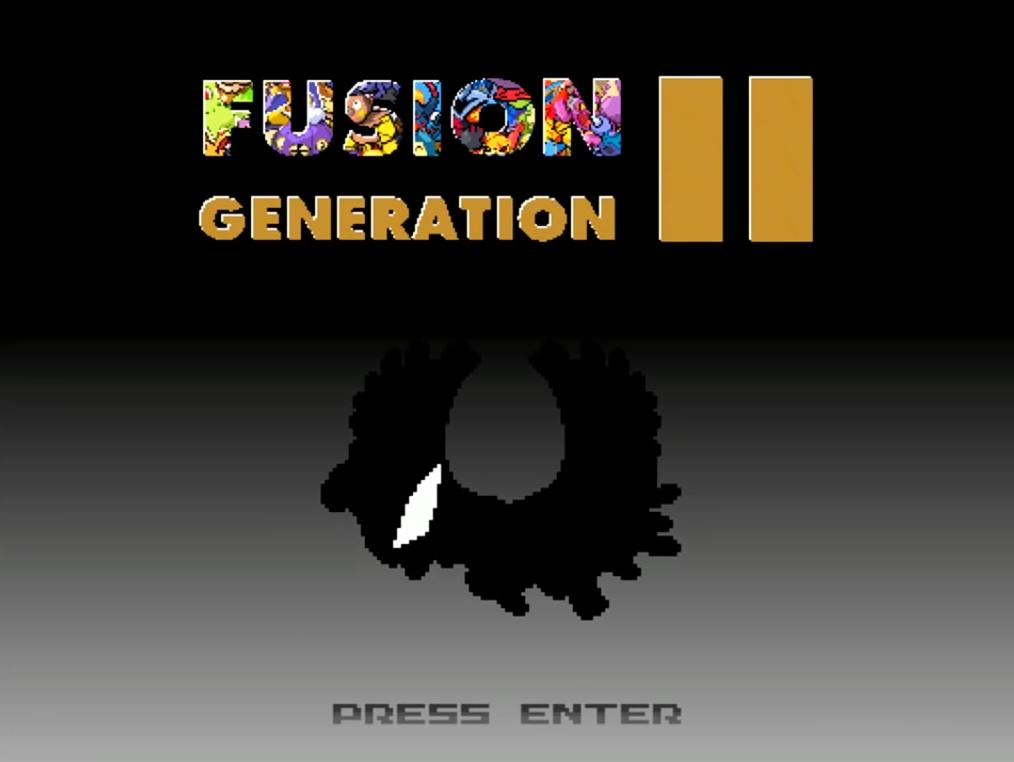 Fusion 2 pokemon download generation Pokemon Fusion