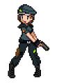 Guardia Civil femenino