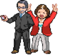 Rajoy y Rita