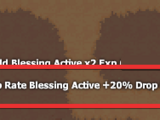 Drop Rate Blessing