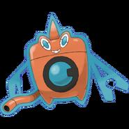 Pokemon Rotom Wash