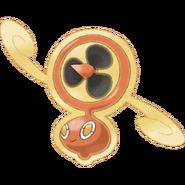 Pokemon Rotom Fan