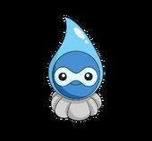 Pokemon Castform Rainy