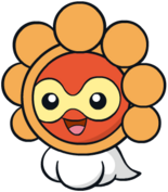 Pokemon Castform Sunny