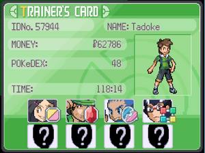 Pokemon uranium Tadoke Trainer ID.png