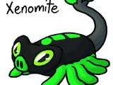 Xenomite