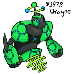 Nuclear-type Pokémon