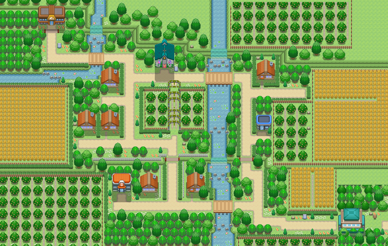 Vinoville Town