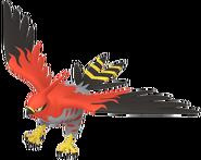 663Talonflame Pokémon HOME