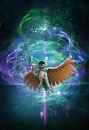 Decidueye (alt) Pokemon TCG Sun and Moon