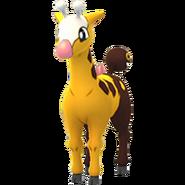 Girafarig-GO