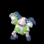 Mr Mime GO Shiny