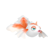 118Goldeen Female Pokémon HOME