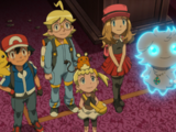 XY014: Seeking Shelter from the Storm!