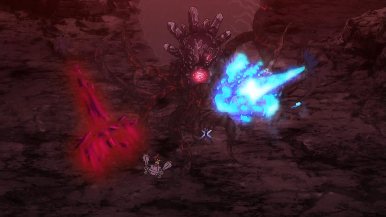 XY135: Rocking Kalos Defenses!