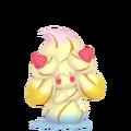 869Alcremie Rainbow Swirl Strawberry Sweet Pokémon HOME