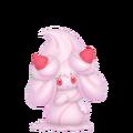 869Alcremie Ruby Cream Strawberry Sweet Pokémon HOME