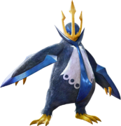 Empoleon Pokken Tournament DX