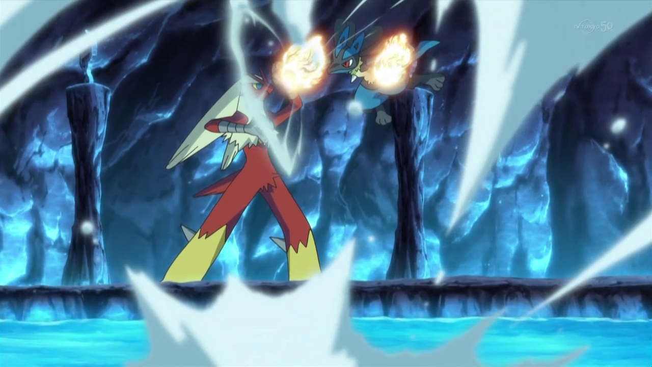 XY030: The Cave of Trials!