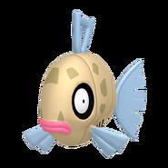 349Feebas Pokémon HOME