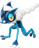 Support Frogadier