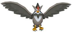 398Staraptor Pokémon PokéPark 2.jpg