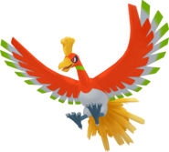 250Ho-Oh Pokemon Mystery Dungeon Gates to Infinity