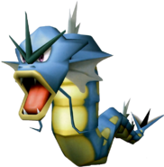 130Gyarados Pokemon Colosseum
