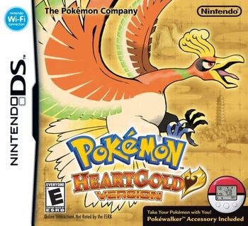 HeartGold Version