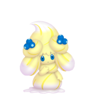 869Alcremie Lemon Cream Berry Sweet Pokémon HOME