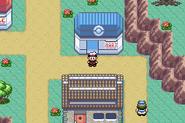 Mossdeep City - Pokémon Mart (Gen III)
