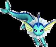134Vaporeon Pokemon XD Gale of Darkness