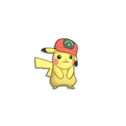 Ash-Pikachu 2