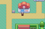 Petalburg City - Pokémon Center (Gen III)