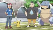 Ash and Tierno
