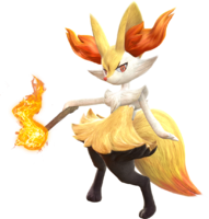 Braixen (Pokkén Tournament)