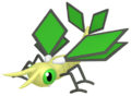329Vibrava Pokémon HOME