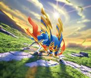 Zacian Pokemon TCG Sword and Shield 2