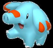 231Phanpy Pokémon HOME